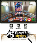Kickstarter Roundup: solve a 5-Minute Mystery, get your Ducks in Tow, and face the Dawn of Madness image