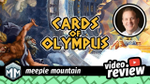 Cards of Olympus Video Review image