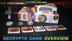 Decrypto Deduction Game and Laser Drive Expansion Overview image