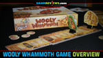 Wooly Whammoth Board Game Overview image