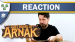 Lost Ruins of Arnak Unboxing Reaction - Nights Around a Table image