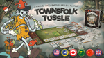 Kickstarter project 'Townsfolk Tussle' bears more than a passing resemblance to Cuphead... but makes no reference to it image