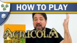 How to Play Agricola image