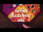 """Sonora   The World's First """"Flick & Write"""" Game image"""
