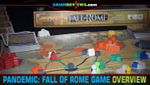 Pandemic: Fall of Rome Game Overview image