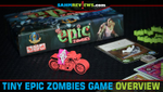 Tiny Epic Zombies Game Overview image