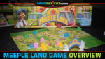 Meeple Land Tile-Laying Game Overview image