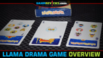 Llama Drama Card Game Overview image