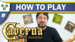 How to Play Caverna: The Cave Farmers - Nights Around a Table image