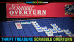 Thrift Treasure: Scrabble Overturn Word Game image