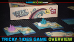 Tricky Tides Board Game Overview image