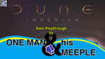 Dune: Imperium - Solo Playthrough by One Man and His Meeple image