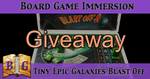 Tiny Epic Galaxies Blast Off GIVEAWAY image