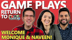 Monique and Naveen of Before You Play Teams Up with Watch It Played! image