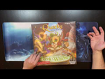 The Quacks of Quedlinburg The Herb Witches Board Game Unboxing - YouTube image