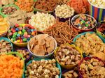 What are your favorite non-messy snacks for game night? image