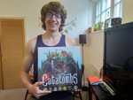 Congrats Rob on winning Catacombs! image