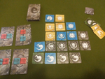 Evolution Island - Solo PnP in 66 cards image