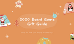 2020 Board Game Gift Guide image