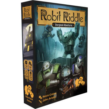 Robit Riddle: Storybook Adventures board game