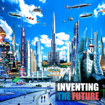 Inventing the Future board game