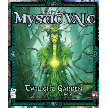 Mystic Vale: Twilight Garden Expansion board game