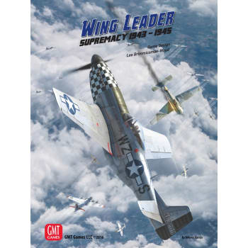 Wing Leader: Supremacy 1943-1945 board game