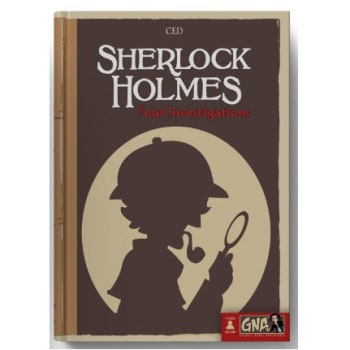 Sherlock Holmes: Four Investigations board game