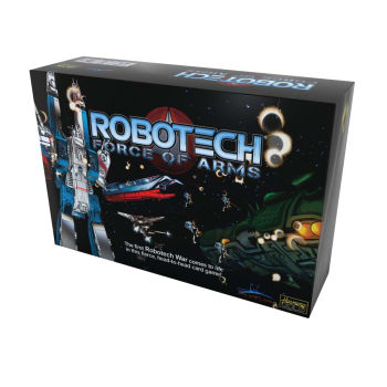 Robotech: Force of Arms board game