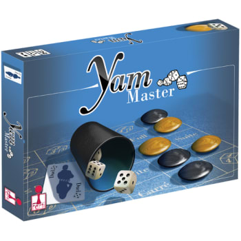 Yam Master board game