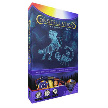 Constellations board game