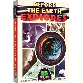 Before the Earth Explodes board game