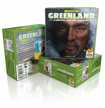 Greenland (Third Edition) board game
