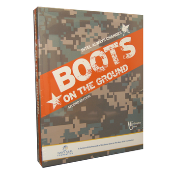 Boots on the Ground board game
