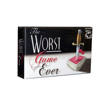 The Worst Game Ever board game