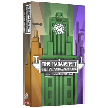 Time Management : The Time Management Game board game