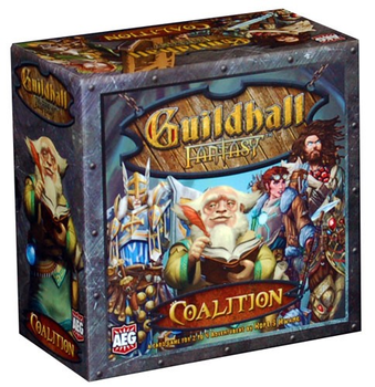 Guildhall Fantasy: Coalition board game