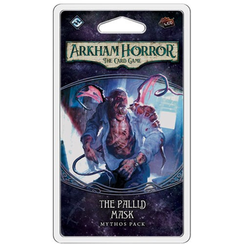 Arkham Horror: The Card Game - The Pallid Mask board game