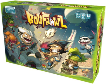 Boufbowl board game
