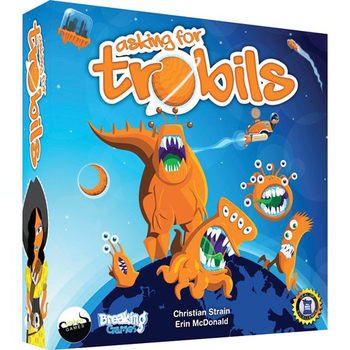 Asking For Trobils board game