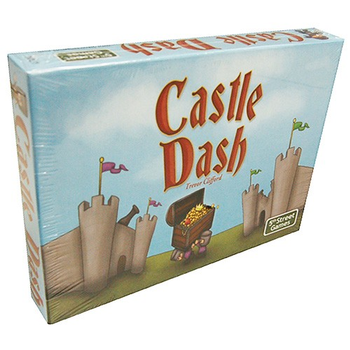 Castle Dash board game