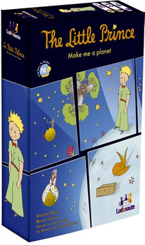 The Little Prince: Make Me A Planet board game