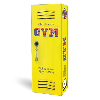 GYM board game