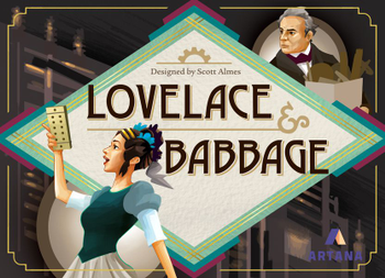 Lovelace and Babbage board game