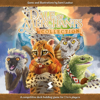 Dale of Merchants Collection board game