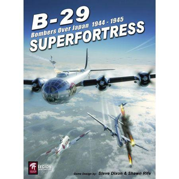 B-29 Superfortress board game
