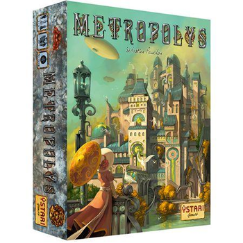 Metropolys board game