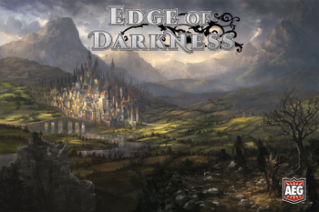 Edge of Darkness board game