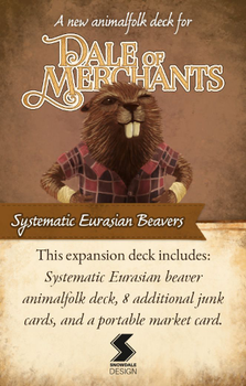 Dale of Merchants: Systematic Eurasian Beavers board game
