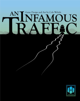 An Infamous Traffic board game